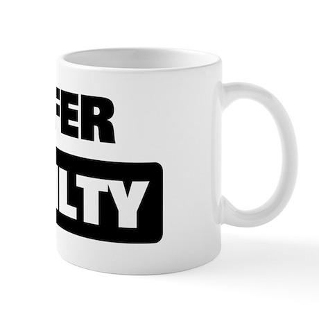 JENIFER is guilty Mug
