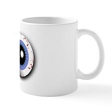 <b>THE GREAT EYEBALL</b><br>Classic Small Mug