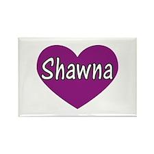 Shawna Rectangle Magnet