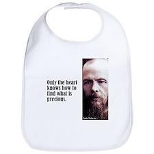"""Dostoevsky """"The Heart"""" Bib"""