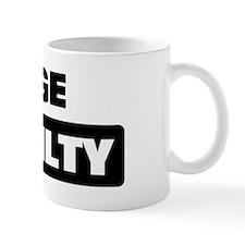 SAIGE is guilty Mug