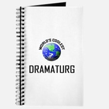 World's Coolest DRAMATURG Journal