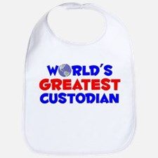 World's Greatest Custo.. (A) Bib
