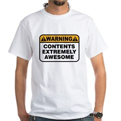 Contents Extremely Awesome Shirt