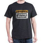 Contents Extremely Awesome Dark T-Shirt