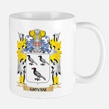 Giovani Coat of Arms - Family Crest Mugs