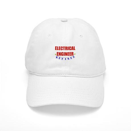 Retired Electrical Engineer Cap