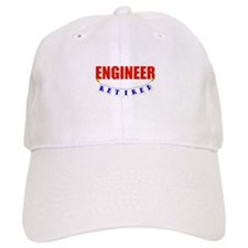Retired Engineer Baseball Cap