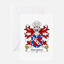 Hampton (mayor of Beaumaris, Anglesey) Greeting Ca
