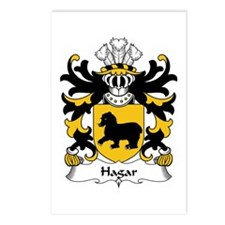 Hagar (Sir David, lord of the Hygar) Postcards (Pa