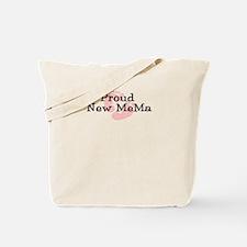 Proud New MeMa G Tote Bag