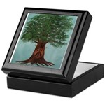 Oaklight Logo Keepsake Box