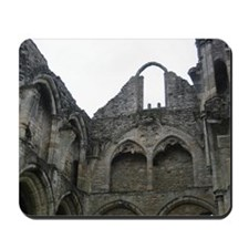 Ghostly Ruins Mousepad