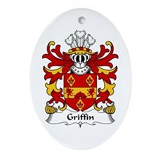 Griffin (of Penrith-anglicized form of Gruffudd) O
