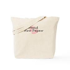 Proud New Papaw G Tote Bag
