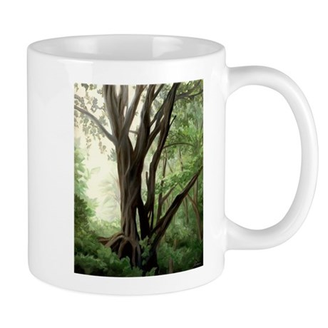 Light in the Forest Mug