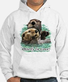 Otterly In Love Hoodie