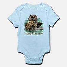Otterly In Love Infant Bodysuit