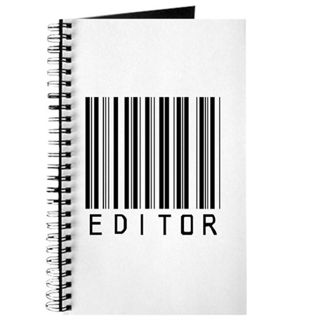 Editor Bar Code Journal