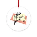 Princess Keepsake (Round)