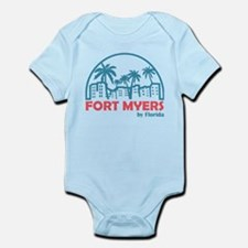 Summer fort myers- florida Body Suit