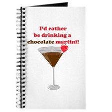 Chocolate Martini Journal