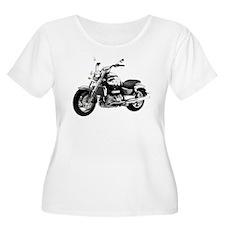 Triumph Rocket III Gray #1 T-Shirt