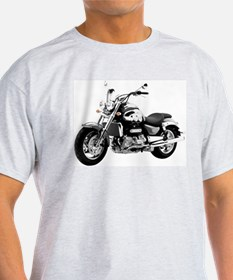 Triumph Rocket III Gray #1 T-Shirt
