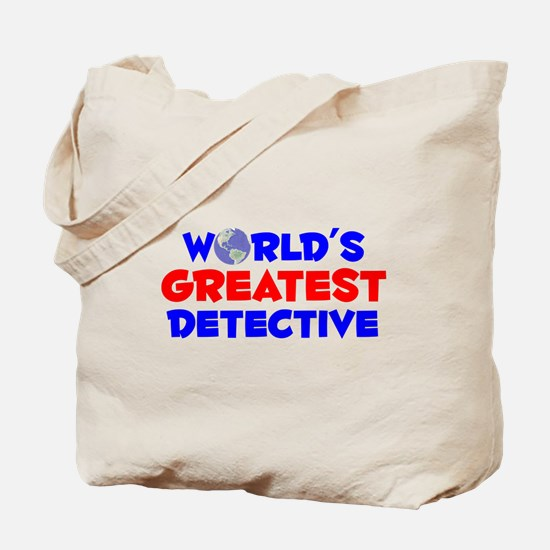 World's Greatest Detec.. (A) Tote Bag