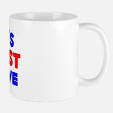 World's Greatest Detec.. (A) Small Small Mug