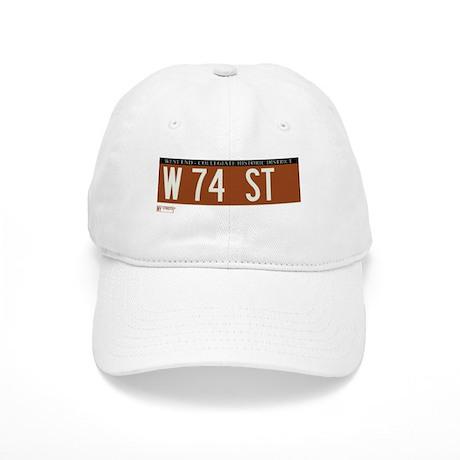 74th Street in NY Cap