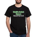 World's Coolest Gramps Dark T-Shirt