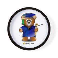 Teddy Grad 2005 Wall Clock