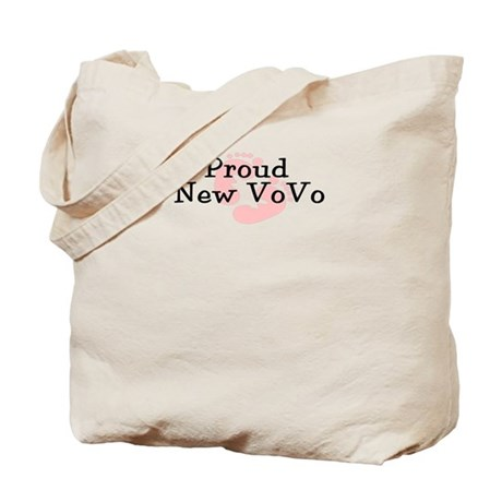 Proud New VoVo G Tote Bag
