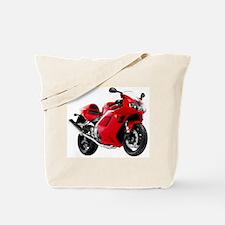 Triumph Daytona 955 Red #3 Tote Bag