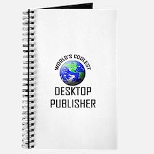 World's Coolest DESKTOP PUBLISHER Journal