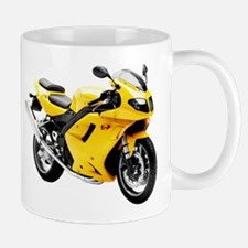 Triumph Daytona 955 Yellow Mug