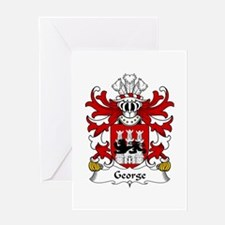 George (OWEN HARRY, Pembrokeshire) Greeting Card