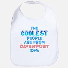 Coolest: Davenport, IA Bib