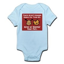 Too Few Homes Spay & Neuter Onesie