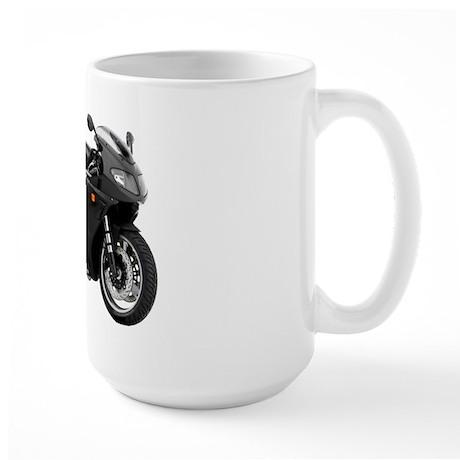 Triumph Daytona 955 Black Large Mug