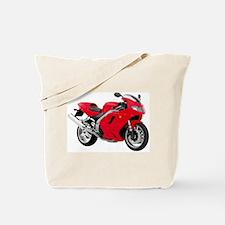 Triumph Daytona 955 Red #1 Tote Bag