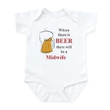 Midwife Infant Bodysuit