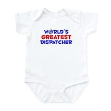 World's Greatest Dispa.. (A) Infant Bodysuit