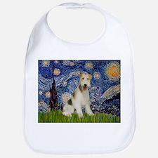 Starry / Fox Terrier (W) Bib