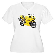 Triumph Daytona 650 Yellow T-Shirt
