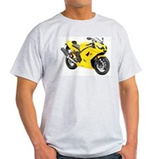 Triumph Daytona 650 Yellow T-Shirt