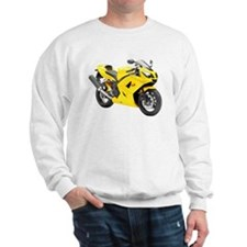 Triumph Daytona 650 Yellow Sweatshirt