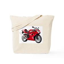 Triumph Daytona 650 Red #1 Tote Bag
