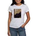 Mom's Wire Fox Terrier Women's T-Shirt